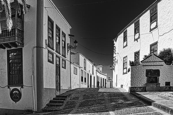 Strasse-La-Palma