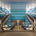 U-Bahn-Treppenhaus