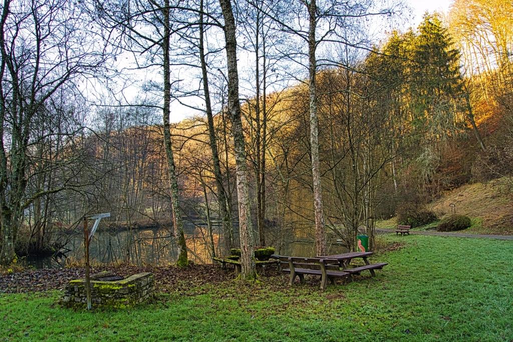 Henkersbrunnen Grillstelle