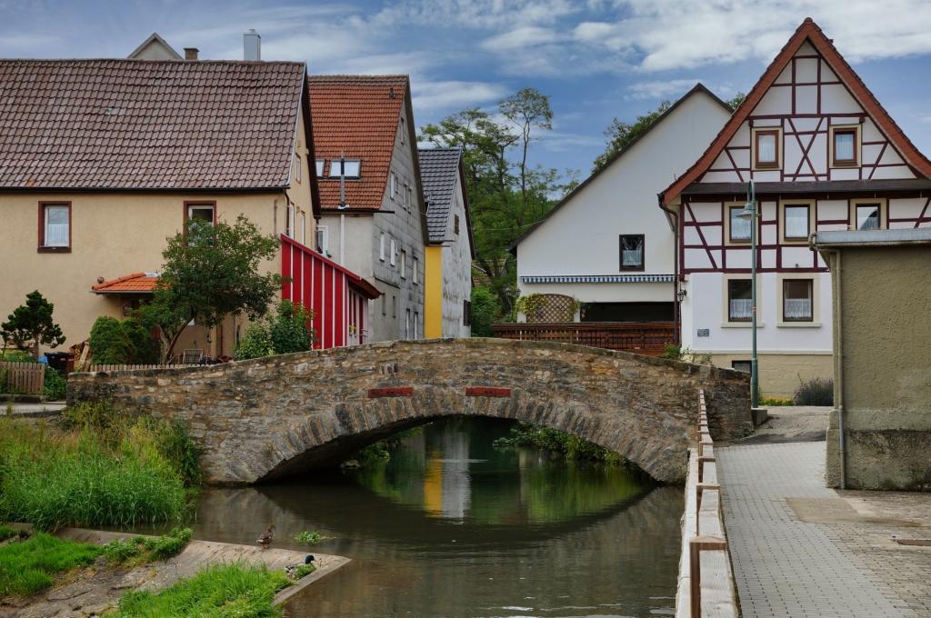 Kessachbruecke in Widdern